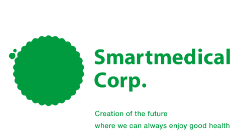 Smartmedical corp. Creation of the future where we can always enjoy good health